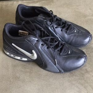 Nike Reax running shoes